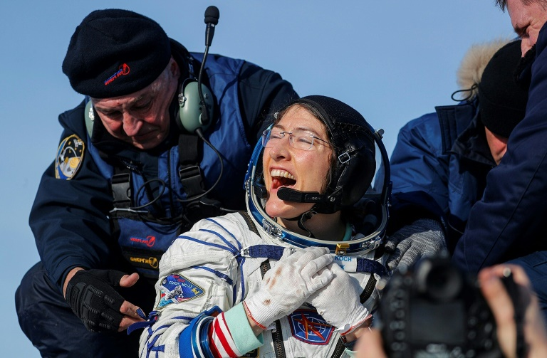 Another Record Made US Woman Stayed In The International Space Station For The Longest Time