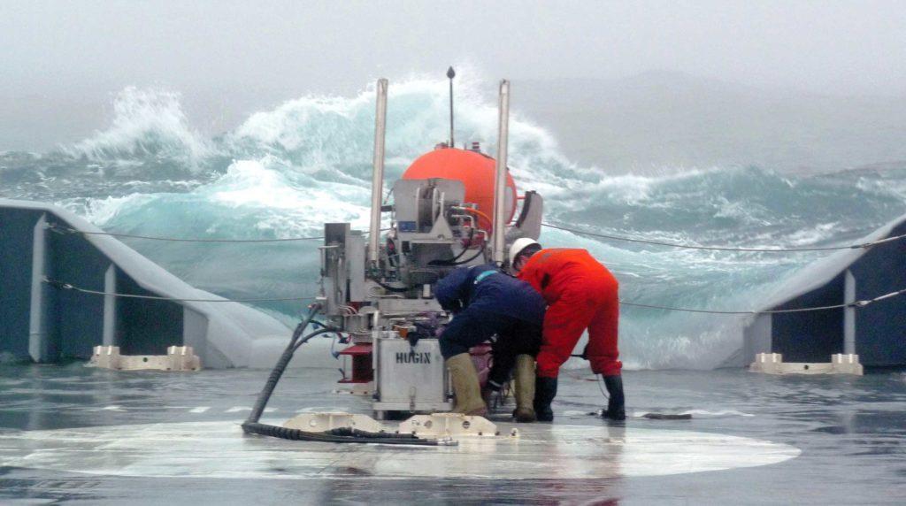 Ocean Infinity Robotic Boats Will Explore The Ocean Till 2030